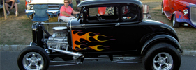Now thats a HOT Rod!